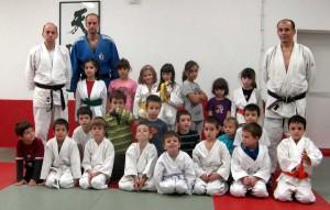 Aikido - mlađi pioniri